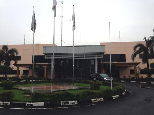 ジャカルタ EJIP 工業団地管理事務所
